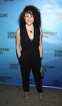 Tracee Chimo attends the Broadway Opening Night performance for 'Significant Other' at the Booth Theatre on March 2, 2017 in New York City.