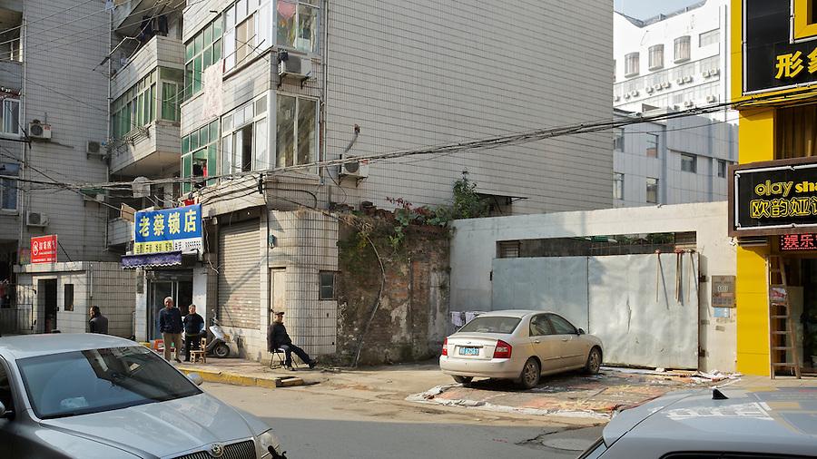 The Consulate Once Stood Here!  Jiujiang (Kiukiang).