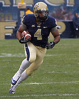 Pitt running back Rushel Shell. The Pitt Panthers defeat the Rutgers Scarlet Knights 27-6 on Saturday, November 24, 2012 at Heinz Field , Pittsburgh, PA.
