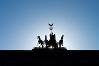 2015/04/02 Berlin | Brandenburger Tor | Quadriga