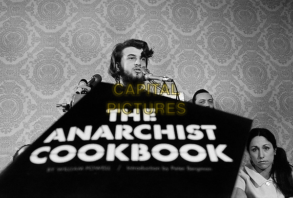 American Anarchist (2016)<br /> William Powell ABC press conference<br /> *Filmstill - Editorial Use Only*<br /> CAP/KFS<br /> Image supplied by Capital Pictures