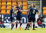 St Johnstone v Ross County&hellip;12.05.18&hellip;  McDiarmid Park    SPFL<br />Craig Curran celebrates giving County the lead<br />Picture by Graeme Hart. <br />Copyright Perthshire Picture Agency<br />Tel: 01738 623350  Mobile: 07990 594431
