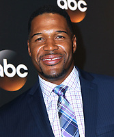 www.acepixs.com<br /> <br /> May 16 2017, New York City<br /> <br /> Michael Strahan arriving at the 2017 ABC Upfront on May 16, 2017 in New York City. <br /> <br /> By Line: Nancy Rivera/ACE Pictures<br /> <br /> <br /> ACE Pictures Inc<br /> Tel: 6467670430<br /> Email: info@acepixs.com<br /> www.acepixs.com