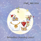 Marcello, CHRISTMAS ANIMALS, WEIHNACHTEN TIERE, NAVIDAD ANIMALES, paintings+++++,ITMCXM1191A,#xa#