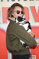 LOS ANGELES, CA - MARCH 9: Cara Delevingne at the premiere of IMAX documentary, Superpower Dogs at the California Science Center in Los Angeles, California on March 9, 2019.   <br /> CAP/MPI/SAD<br /> &copy;SAD/MPI/Capital Pictures