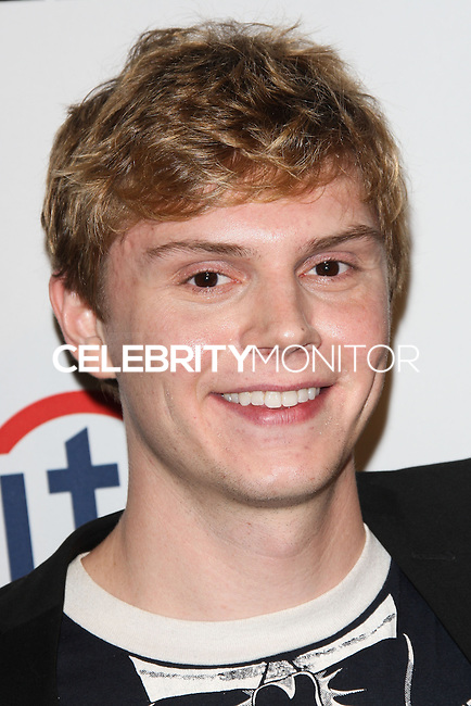 """HOLLYWOOD, LOS ANGELES, CA, USA - MARCH 28: Evan Peters at the 2014 PaleyFest - """"American Horror Story"""" held at the Dolby Theatre on March 28, 2014 in Hollywood, Los Angeles, California, United States. (Photo by Celebrity Monitor)"""