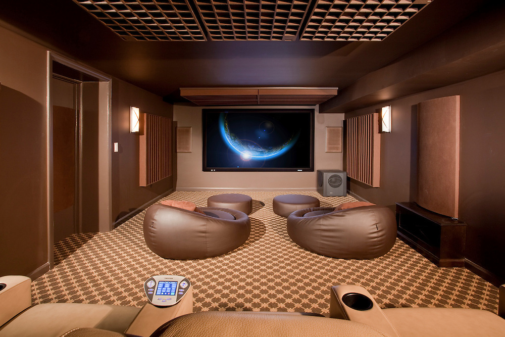 Home Theater with Automation