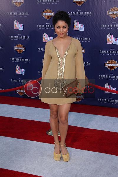 Vanessa Hudgens<br /> at the Los Angeles Premiere Of &quot;Captain America: The First Avenger,&quot; El Capitan, Hollywood, CA. 07-19-11<br /> David Edwards/DailyCeleb.com 818-249-4998