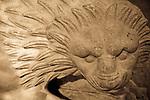 Greece 2009 Nafplio, Greece, citadel, Mycenae, Artisan quarters, ruins, ancient architecture, Greco Roman, Athens, Erechtheum, Acropolis, Delphi, Parthenon, Pillars, Columns, Propylaea, Gates, Entrance, Rooms, Walls, Sculpture, Odeon of Herodes Atticus, Plaka, Tourist attractions, The Porch of the Caryatids, Sculpture, Statuary and Artifacts, Sepia Photography