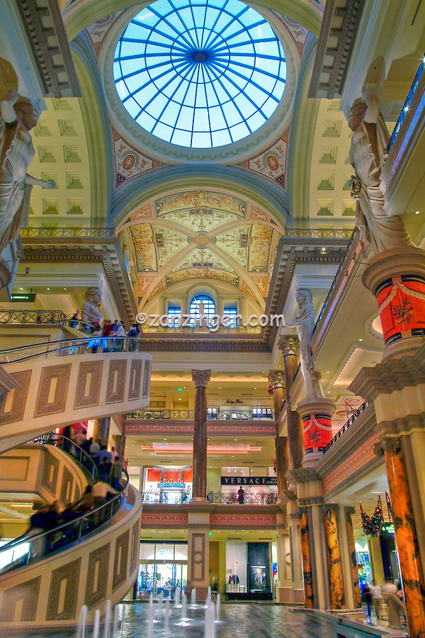 Caesars Palace, Las Vegas Nevada, Resort/Hotel, Forum shops, Mall, Department Stores, Boutique/Shopping Center, Las Vegas Resort Hotel Casino