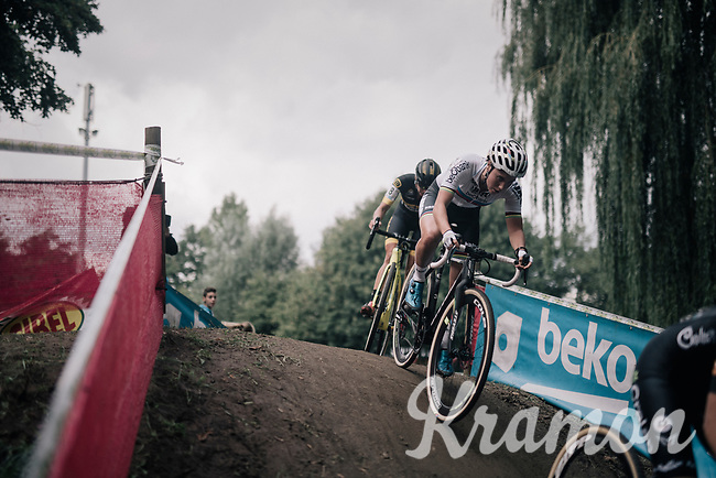 CX World Champion Sanne Cant (BEL/Beobank-Corendon)<br /> <br /> CX Brico Cross Eeklo 2017 (BEL)