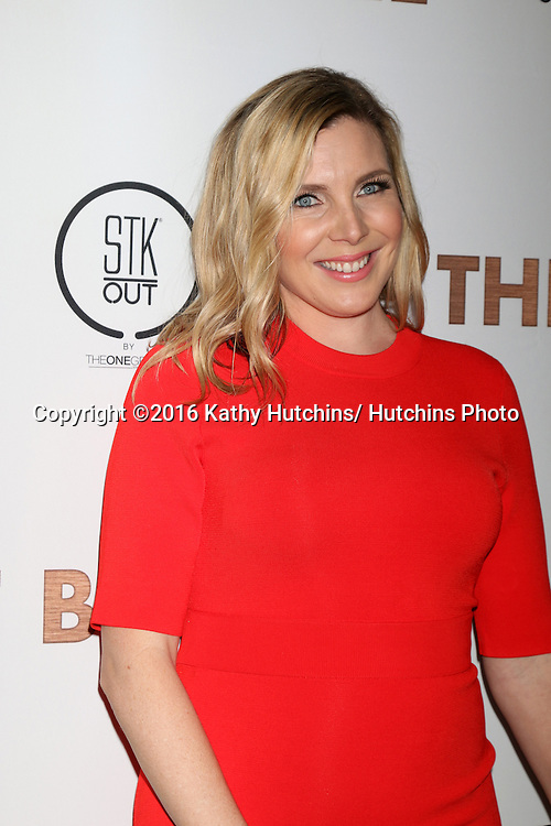 LOS ANGELES - MAR 7:  June Diane Raphael at the The Bronze Premiere at the SilverScreen Theater at the Pacific Design Center on March 7, 2016 in Los Angeles, CA