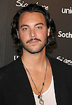 Jack Huston at The Montblanc & Signature Cultural & Charitable Photo Project held at The Regent Beverly Wilshire Hotel in Beverly Hills, California on September 17,2009                                                                   Copyright 2009 DVS / RockinExposures