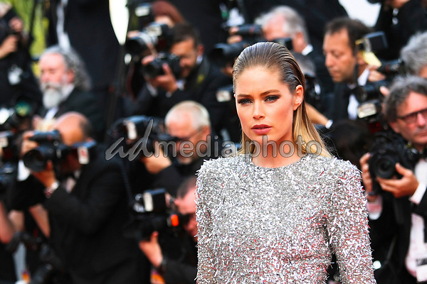 """24 May 2017 - Cannes, France - Doutzen Kroes . """"The Beguiled"""" Premiere during the 70th Cannes Film Festival. Photo Credit: GeorgWenzel/face to face/AdMedia"""