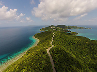 Route 10 to the east end of St. John<br /> Virgin Islands