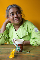 Bulletproof coffee at Vimala's in Chapel Hill, N.C. on Wednesday, July 2, 2014. (Justin Cook)