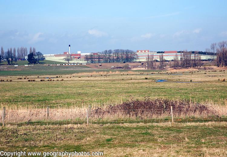 Warren Hill prison, Hollesley, Suffolk