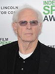 Bruce Dern attends The 2014 Film Independent Spirit Awards held at Santa Monica Beach in Santa Monica, California on March 01,2014                                                                               © 2014 Hollywood Press Agency