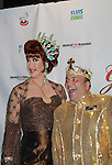 "Anne Tique (Her Imperial Majesty Empress XII) and Fantasia (Emperor XV) attended the Imperial Court of New York's 26th ""Night of a Thousand Gowns"" on March 31, 2012 at the New York Marriott Marquis, New York City, New York.  (Photo by Sue Coflin/Max Photos)"