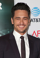 HOLLYWOOD, CA - NOVEMBER 12: James Franco at the AFI Fest 2017 Centerpiece Gala Presentation of The Disaster Artist on November 12, 2017 at the TCL Chinese Theatre in Hollywood, California. <br /> CAP/MPIFS<br /> &copy;MPIFS/Capital Pictures