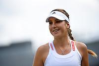 Wimbledon, 24/6/2014<br /> <br /> BENCIC, Belinda (SUI)<br /> <br /> © Ray Giubilo/ Tennis Photo Network