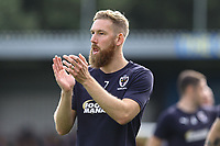 Scott Wagstaff of AFC Wimbledon during AFC Wimbledon vs Scunthorpe United, Sky Bet EFL League 1 Football at the Cherry Red Records Stadium on 15th September 2018
