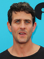 UNIVERSAL CITY, CA, USA - SEPTEMBER 21: Joey McIntyre arrives at the Los Angeles Premiere Of Focus Features' 'The Boxtrolls' held at Universal CityWalk on September 21, 2014 in Universal City, California, United States. (Photo by Celebrity Monitor)