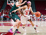 2011-12 NCAA Women's Basketball: Michigan State at Wisconsin