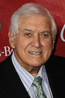 PALM SPRINGS, CA - JANUARY 04: Monty Hall arriving at the 25th Annual Palm Springs International Film Festival Awards Gala held at Palm Springs Convention Center on January 4, 2014 in Palm Springs, California. (Photo by Xavier Collin/Celebrity Monitor)