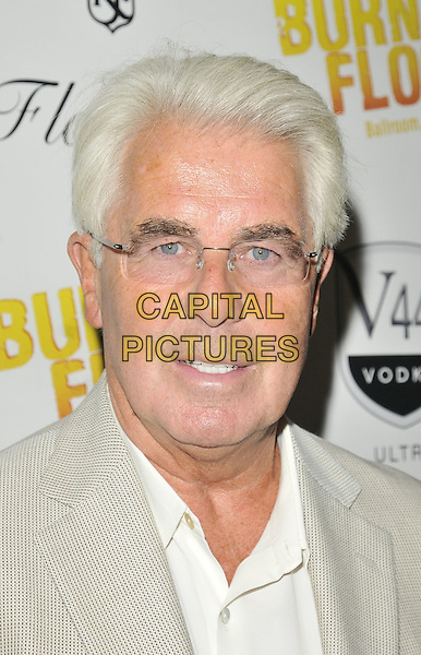 MAX CLIFFORD .'Burn  the Floor' Press Night at the Shaftesbury Theatre, London, England..July 26th 2010.headshot portrait white beige glasses .CAP/CAN.©Can Nguyen/Capital Pictures.