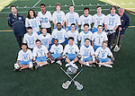 3-22-16, Skyline High School boy's junior varsity lacrosse team
