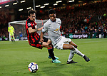 Marcus Rashford of Manchester United in a action during the premier league match at the Vitality Stadium, Bournemouth. Picture date 18th April 2018. Picture credit should read: David Klein/Sportimage