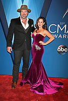 08 November 2017 - Nashville, Tennessee - Lee Brice, Sara Reeveley. 51st Annual CMA Awards, Country Music's Biggest Night, held at Bridgestone Arena.<br /> CAP/ADM/LF<br /> &copy;LF/ADM/Capital Pictures