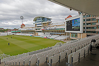 General view of the ground prior to Nottinghamshire CCC vs Essex CCC, Specsavers County Championship Division 1 Cricket at Trent Bridge on 1st July 2019