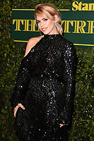 Billie Piper at the Evening Standard Theatre Awards at the Theatre Royal, London, UK. <br /> 03 December  2017<br /> Picture: Steve Vas/Featureflash/SilverHub 0208 004 5359 sales@silverhubmedia.com