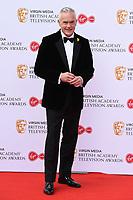 Huw Edwards<br /> arriving for the BAFTA TV Awards 2019 at the Royal Festival Hall, London<br /> <br /> ©Ash Knotek  D3501  12/05/2019
