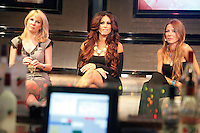 Reality TV Divas Live, Ramona from Real Housewives Of NYC, Tracy from Jerseylicious and Drita from Mob Wives pictured at Parx Casino in Bensalem, Pa on May 25, 2012  © Star Shooter / MediaPunchInc