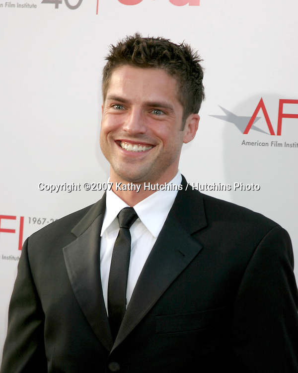 Scott Bailey.AFI Salute to Al Pacino.Kodak Theater.Los Angeles, CA.June 7, 2007.©2007 Kathy Hutchins / Hutchins Photo....