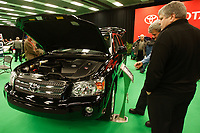 Montreal's AUTO SHOW 2007 feature many hybrid cars such as the<br />