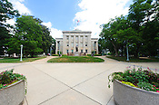 June 14, 2011. Raleigh, N.C.. Raleigh State Capitol Building.