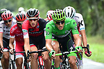 Green Jersey Marcel Kittel (GER) Quick-Step Floors during Stage 12 of the 104th edition of the Tour de France 2017, running 214.5km from Pau to Peyragudes, France. 13th July 2017.<br /> Picture: ASO/Alex Broadway | Cyclefile<br /> <br /> <br /> All photos usage must carry mandatory copyright credit (&copy; Cyclefile | ASO/Alex Broadway)