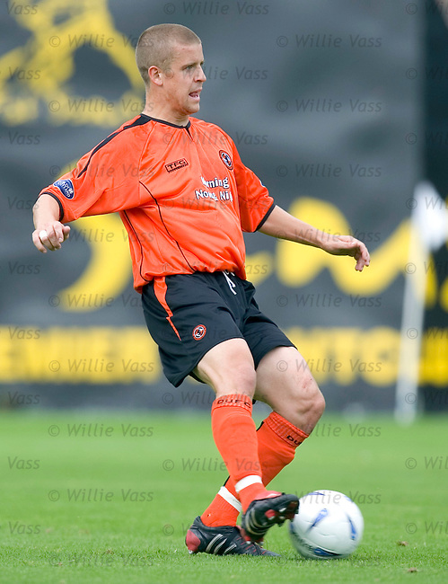 Chris Innes, Dundee Utd.stock season 2004-2005.pic willie vass