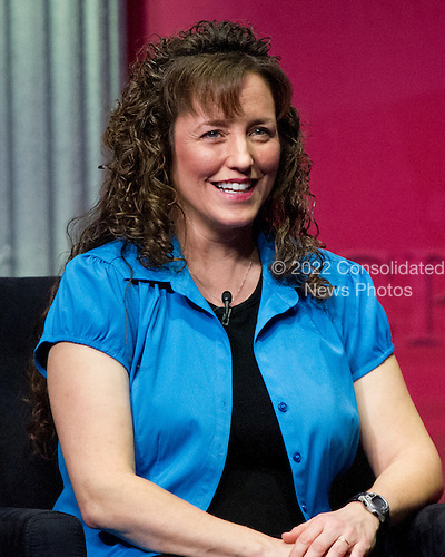 "Michelle Duggar, Star, TLC's ""19 Kids & Counting"" participates in a panel titled ""The Right View"" at the 2012 CPAC Conference at the Marriott Wardman Park Hotel in Washington, D.C. on Friday, February 10, 2012..Credit: Ron Sachs / CNP"