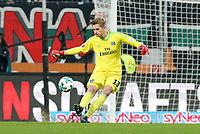 Julian Pollersbeck #13 (Hamburger SV), FC Augsburg vs. Hamburger SV, 1.Bundesliga, 13.01.2018 *** Local Caption *** © pixathlon<br /> Contact: +49-40-22 63 02 60 , info@pixathlon.de