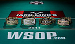 2011 World Series of Poker Bracelets