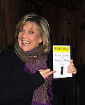 One Life To Live Kim Zimmer stars in Off Broadway's Love Loss, and What I Wore at the Westside Theatre, New York City, New York which plays to March 20. . Fans came out on February 16, 2011 for the show on Wednesday evening . (Photo by Sue Coflin/Max Photos)