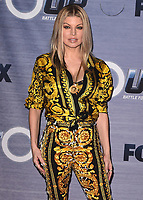 "HOLLYWOOD, CA - FEBURARY 8:  Fergie at FOX's ""The Four: Battle for Stardom"" Season Finale Viewing Party  at Delilah on February 8, 2018 in Hollywood, California. (Photo by Scott Kirkland/FOX/PictureGroup)"