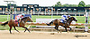 Georgia Brae winning at Delaware Park on 8/11/14