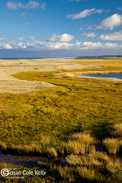 Nauset Marsh, Cape Cod National Seashore, Eastham, MA, USA