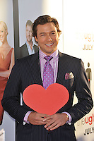 "Rocco DiSpirito at the premiere of his new movie ""The Ugly Truth"" at the Cinerama Dome, Hollywood..July 16, 2009  Los Angeles, CA.Picture: Paul Smith / Featureflash"